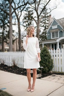 Fashionable Dress Outfit Ideas For Spring10