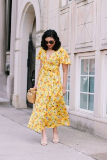 Fashionable Dress Outfit Ideas For Spring11