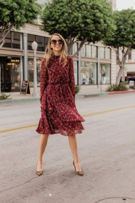 Fashionable Dress Outfit Ideas For Spring18