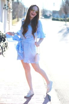 Fashionable Dress Outfit Ideas For Spring31