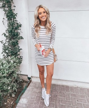 Fashionable Dress Outfit Ideas For Spring34