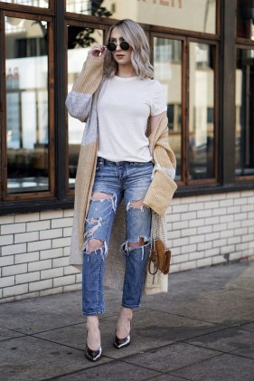 Latest Jeans Outfits Ideas For Spring15