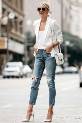 Latest Jeans Outfits Ideas For Spring18