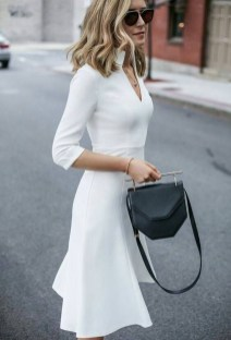 Lovely Spring Outfits Ideas With White Top05
