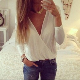 Lovely Spring Outfits Ideas With White Top19