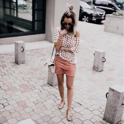 Magnificient Outfit Ideas For Spring36