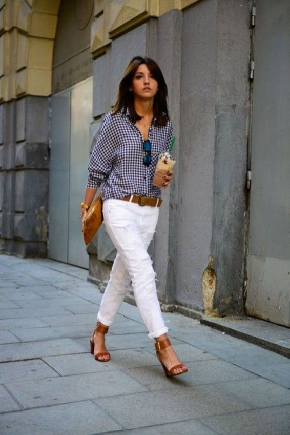 Magnificient Outfit Ideas For Spring45