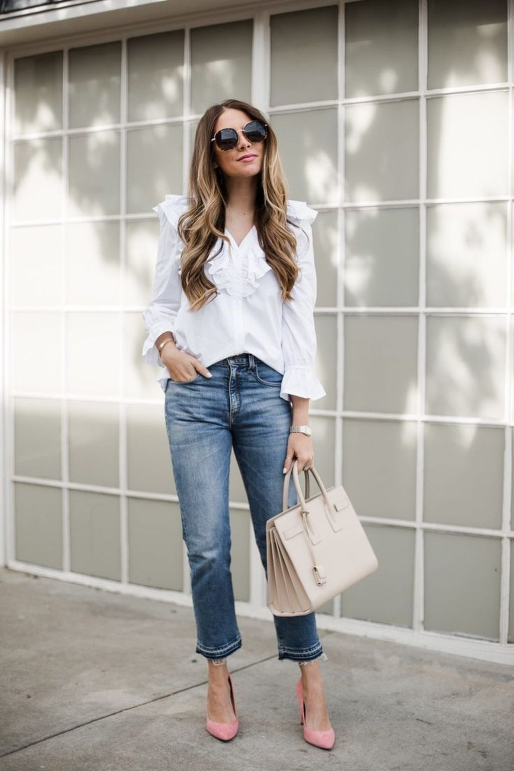 Perfect Spring Outfit Ideas34