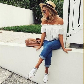 Awesome Summer Outfit Ideas You Will Totally Love13