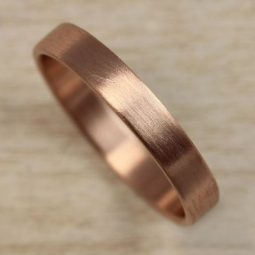 Brilliant Rose Gold Wedding Rings Ideas29