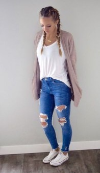 Casual Outfits Ideas For Spring30