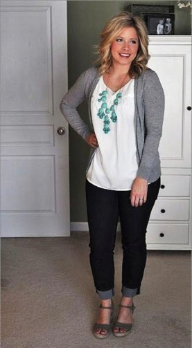 Casual Outfits Ideas For Spring35