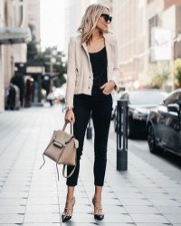 Charming Womens Lightweight Jackets Ideas For Spring35