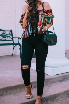 Cute Outfit Ideas For Spring And Summer05