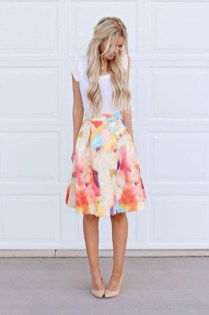Cute Outfit Ideas For Spring And Summer10