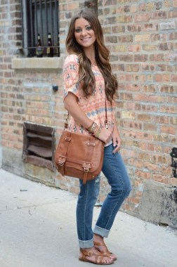 Cute Outfit Ideas For Spring And Summer25