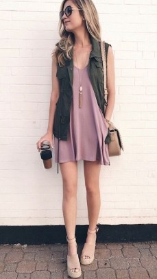 Cute Outfit Ideas For Spring And Summer34