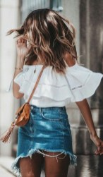 Delightful Fashion Outfit Ideas For Summer17
