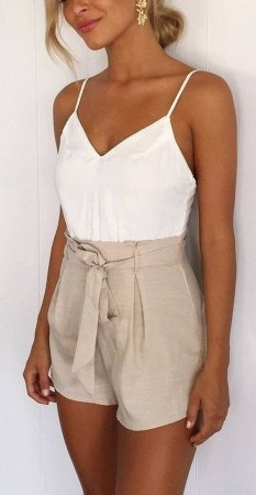 Delightful Fashion Outfit Ideas For Summer26