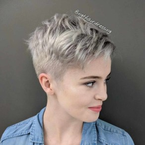 Extraordinary Short Haircuts 2019 Ideas For Women10