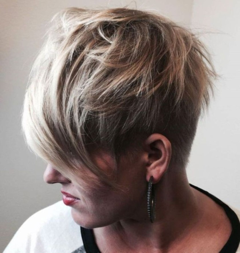 Extraordinary Short Haircuts 2019 Ideas For Women12