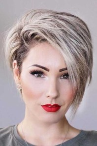Extraordinary Short Haircuts 2019 Ideas For Women38