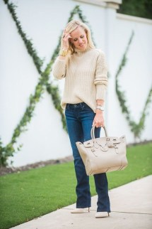 Impressive Sweater Outfits Ideas For Spring15