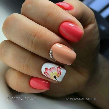 Modern Easter Nail Art Design Ideas31