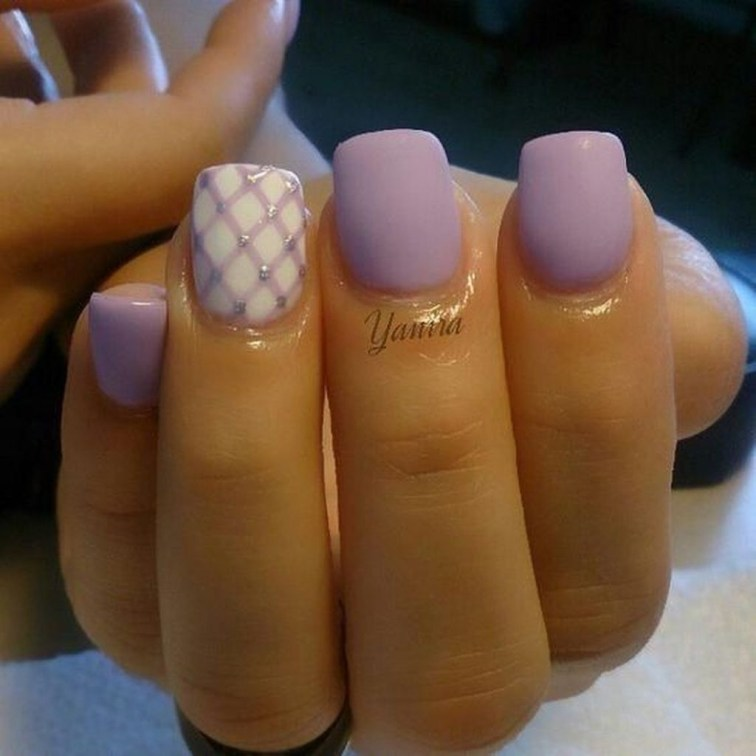 Modern Easter Nail Art Design Ideas36