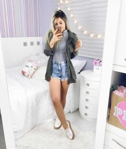 Newest Spring Fashion Trends Ideas For Girls Teens 201914