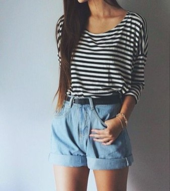 Newest Spring Fashion Trends Ideas For Girls Teens 201936