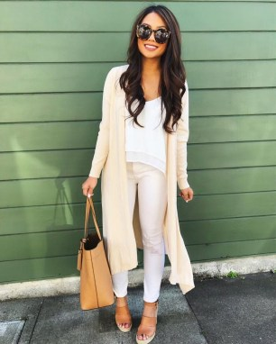 Outstanding Outfit Ideas To Wear This Spring36