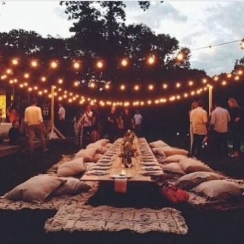 Pretty Backyard Reception Decoration Ideas01