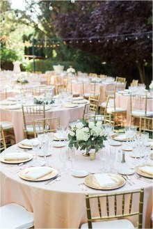 Pretty Backyard Reception Decoration Ideas17