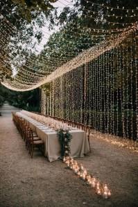 Pretty Backyard Reception Decoration Ideas25