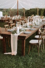 Pretty Backyard Reception Decoration Ideas37
