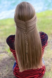 Stylish Mermaid Braid Hairstyles Ideas For Girls03