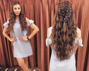 Stylish Mermaid Braid Hairstyles Ideas For Girls14