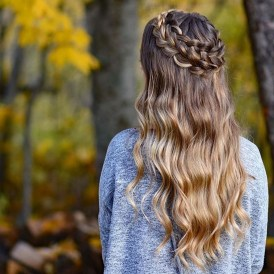 Stylish Mermaid Braid Hairstyles Ideas For Girls21