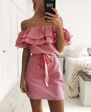 Wonderful Summer Outfits Ideas For Ladies35