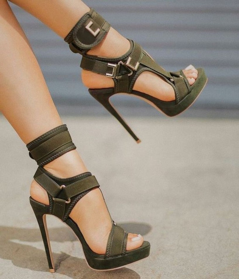 Comfy High Heels Ideas For Women09