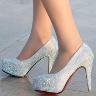 Comfy High Heels Ideas For Women21