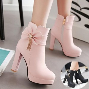 Comfy High Heels Ideas For Women32