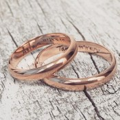 Creative Wedding Ring Sets Ideas For Bride And Groom05