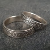 Creative Wedding Ring Sets Ideas For Bride And Groom12
