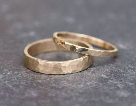 Creative Wedding Ring Sets Ideas For Bride And Groom14