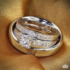 Creative Wedding Ring Sets Ideas For Bride And Groom20
