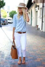 Cute Workwear Outfit Ideas For Summer04