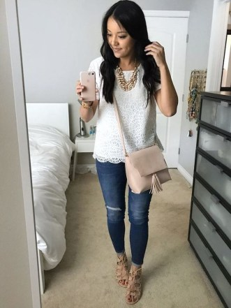 Cute Workwear Outfit Ideas For Summer25