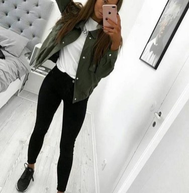Excellent Spring Fashion Outfits Ideas For Teen Girls12